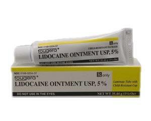 lidocaine zonder recept